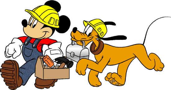 Pluto il cane di topolino