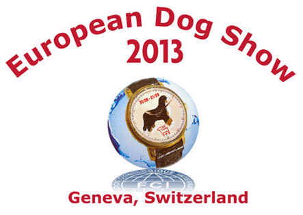 European Dog Show Geneve 2013